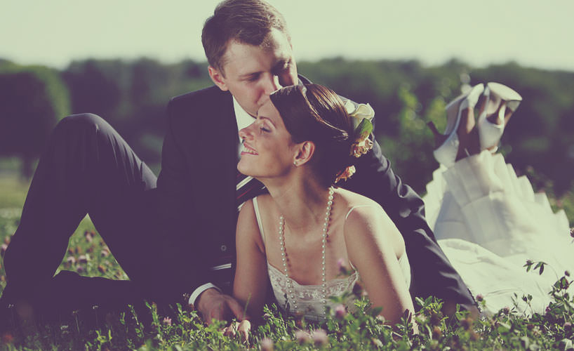 12 pieces of advice for your wedding.